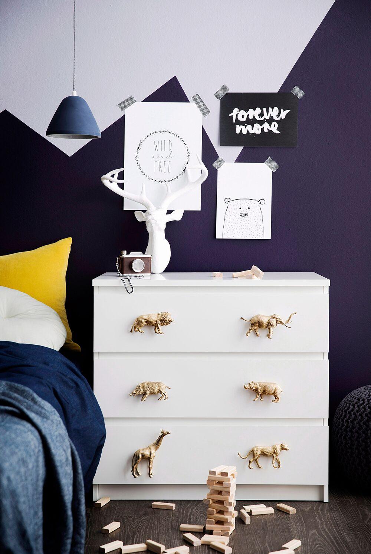 Diy Bouton De Meuble 3 idées faciles et pas chères pour personnaliser un meuble