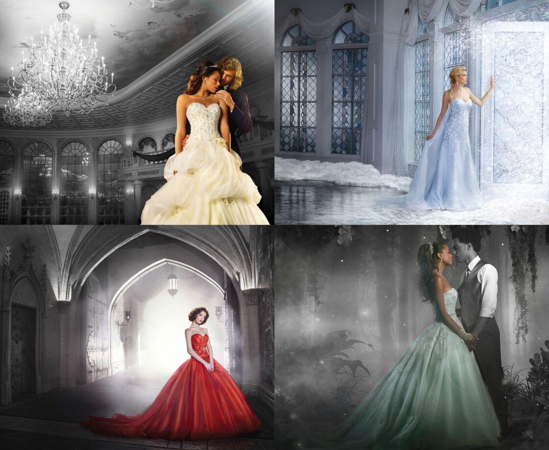 Mariage Jouez La Princesse Le Jour J Femme Actuelle Le Mag