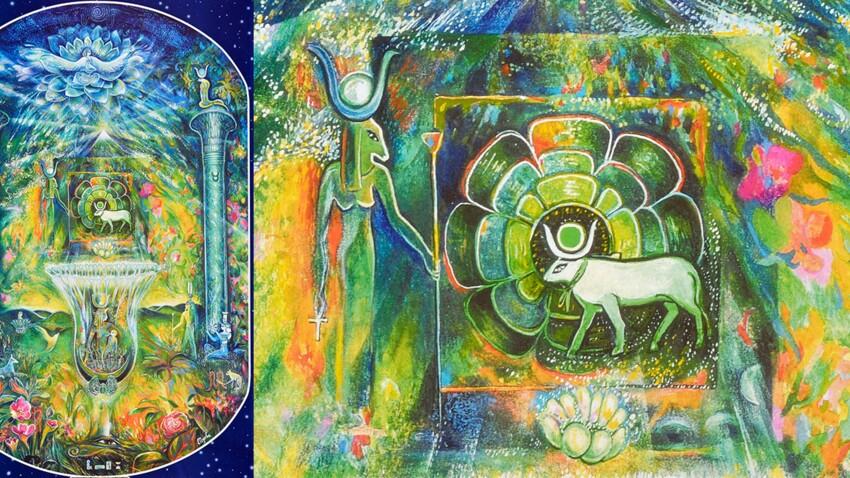 Horoscope gratuit : portrait du caractère du Taureau