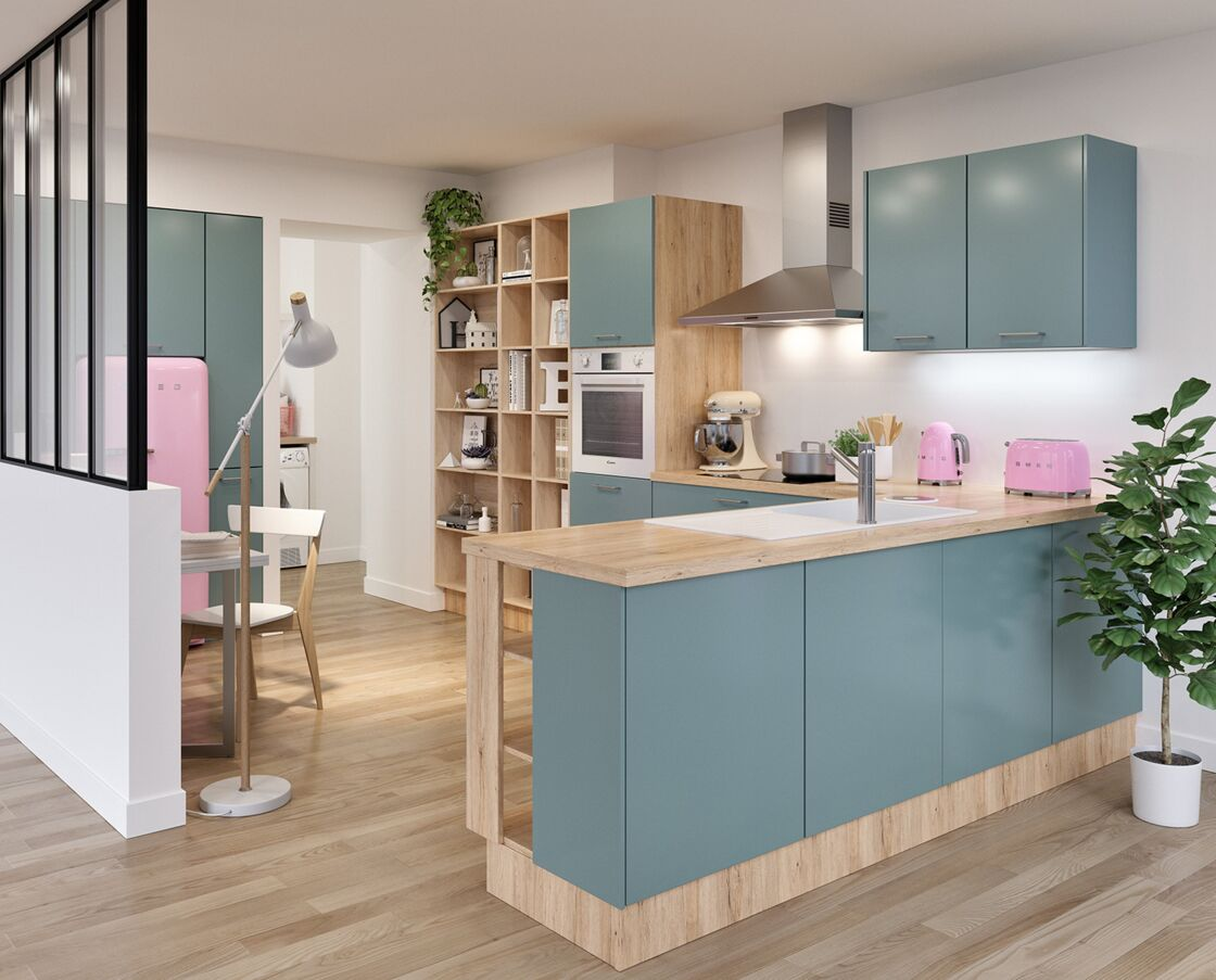 Pictures of Idee Deco Couleur Cuisine