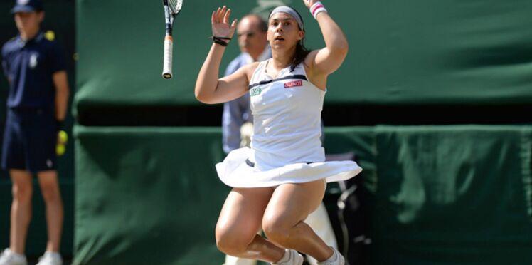 Wimbledon : la jolie victoire de Marion Bartoli