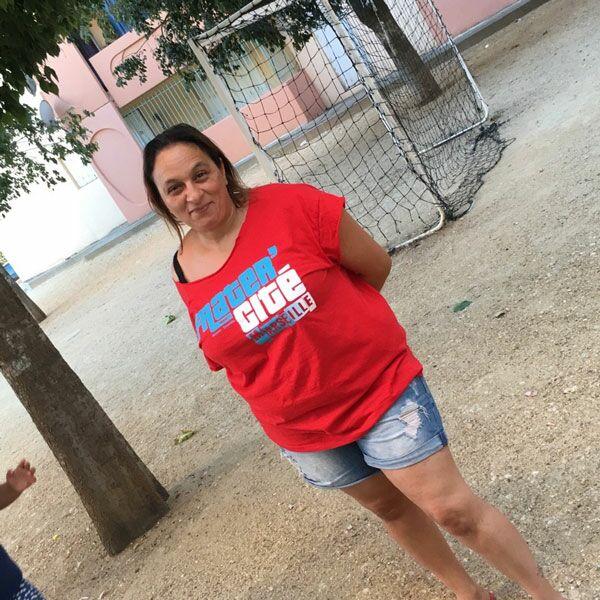 zahra tir  association les femmes de bassens  13  veut
