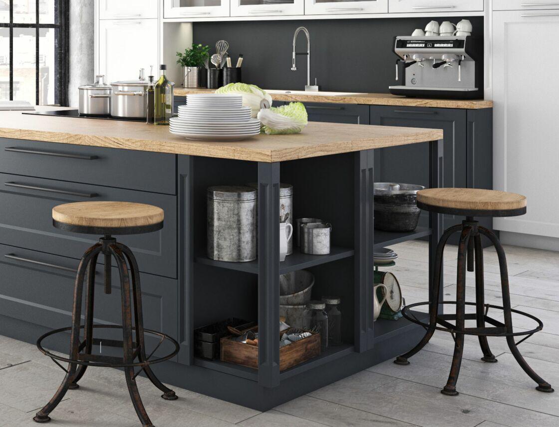 Choix De Peinture Cuisine décoration de cuisine : comment repeindre ses meubles