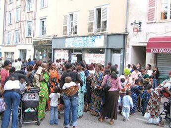 Hébergement d'urgence pour les sans papiers