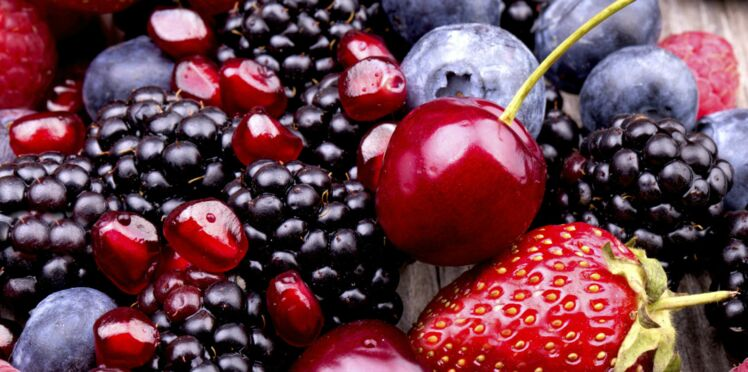 10 aliments antioxydants qui aident à supporter les régimes