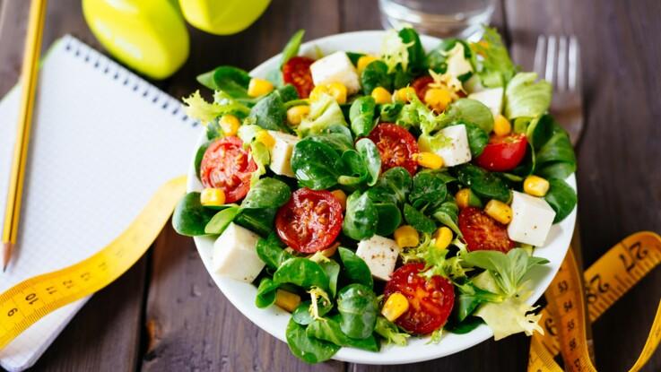 menu nutrition perte de poids