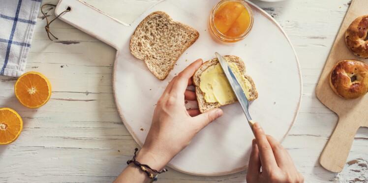Comment alléger les calories du pain? Les conseils de la nutritionniste