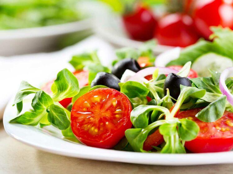 recette salade équilibrée