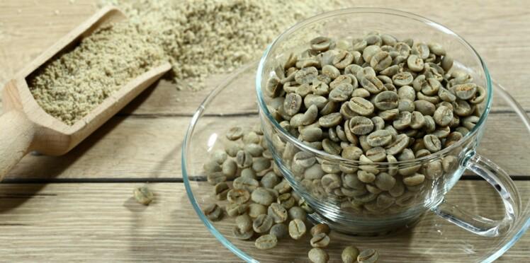Le café vert, un brûle-graisse naturel