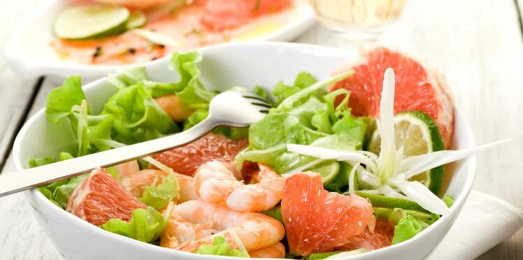 Attention aux calories cachées dans les salades d'été