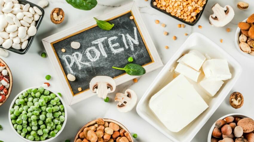 Les 13 aliments les plus riches en protéines