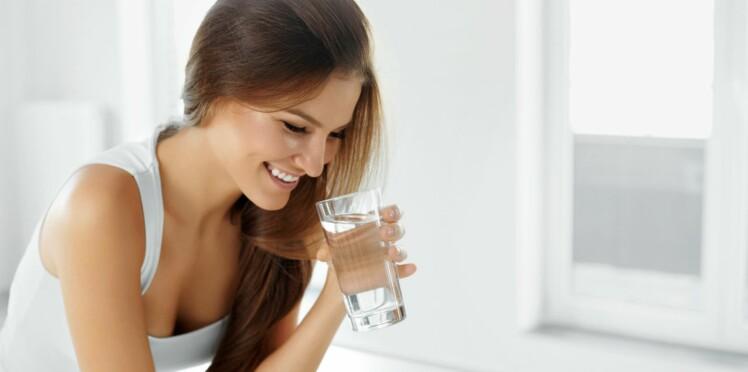 L'eau fait-elle maigrir ?