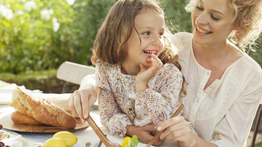 Comment faire un régime quand on a des enfants ?