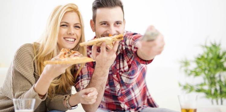 Soirées foot : les pizzas et les bières sans les kilos