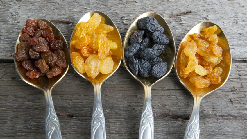Fruits secs: ces bons sucres qui nous veulent du bien !