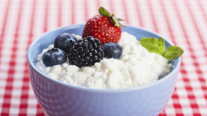 Le fromage blanc à 0 % est-il vraiment un allié minceur?