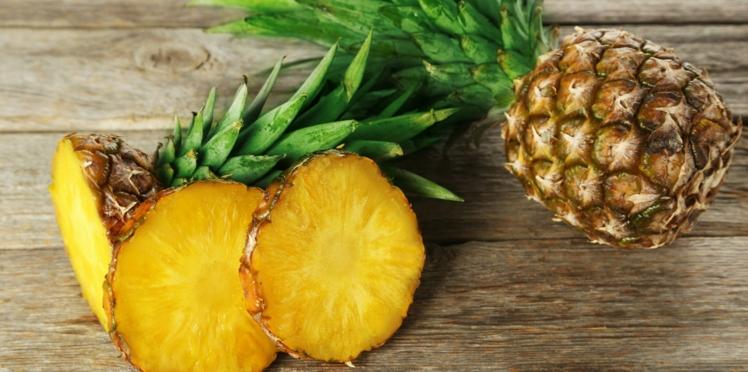 Maigrir avec le régime ananas