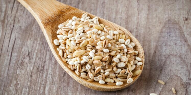 Poids : les bienfaits des germes de blé