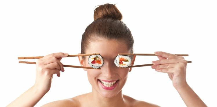 Minceur : comment limiter les calories au restaurant japonais ?