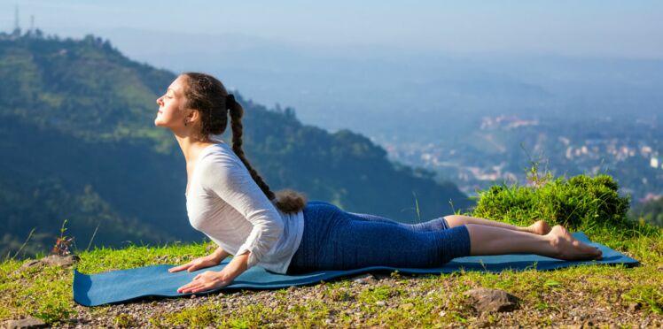 Minceur: 5 postures de yoga pour un ventre plus plat