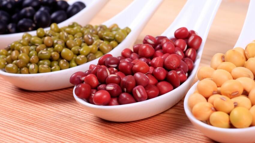 Les protéines végétales, l'atout minceur