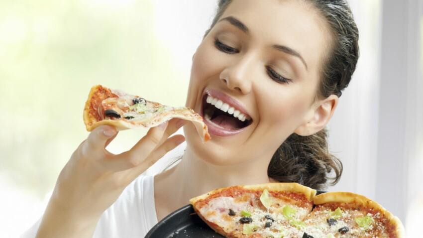 Pizza : se régaler sans prendre un gramme
