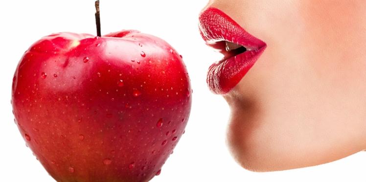 Les 8 atouts minceur de la pomme