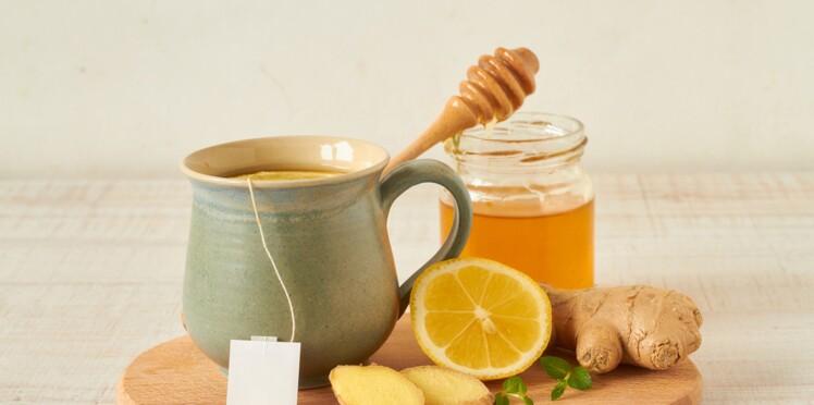Les recettes de thés détox