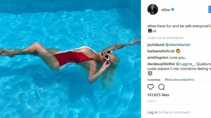 Régime de star: comment Christina Aguilera a-t-elle perdu 5 tailles en 1 an?