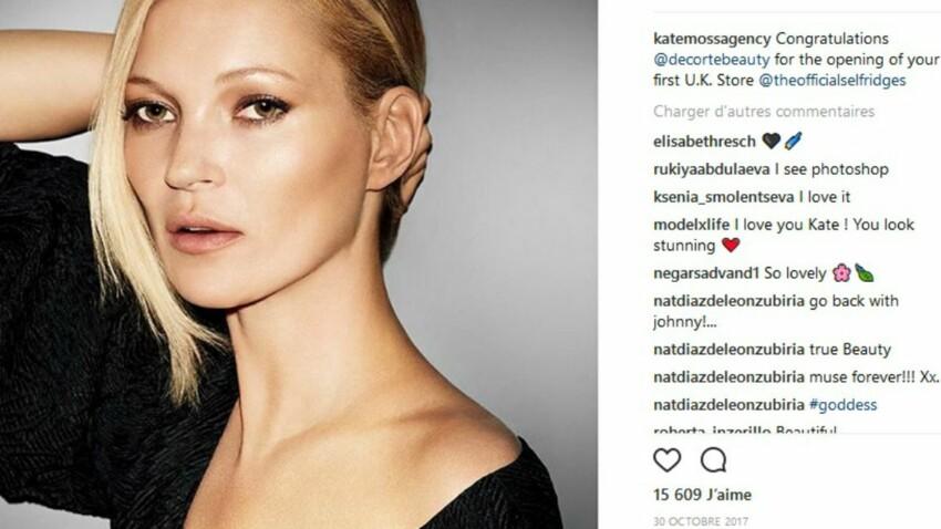 Régime de star: 3 astuces minceur qu'on pique à Kate Moss