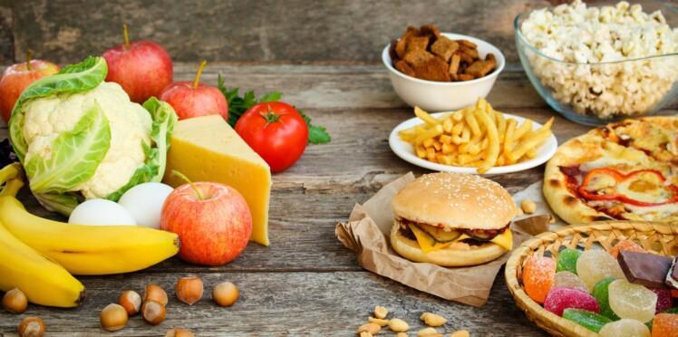 manger des aliments faibles en gras perdre du poids