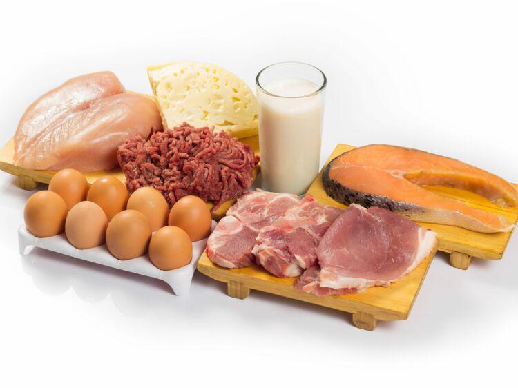 repas minceur hyperproteine