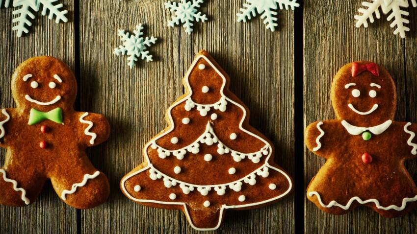 Light, no glu, vegan : 3 menus de Noël healthy