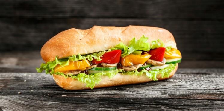 Minceur : un sandwich light, c'est quoi ?