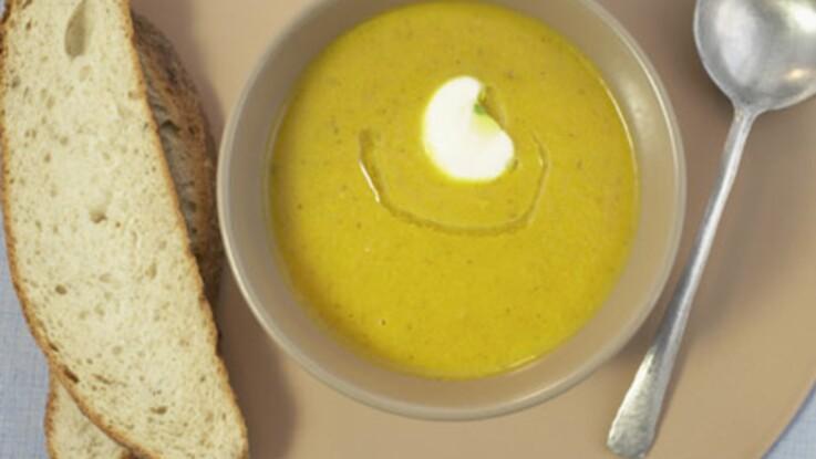 La soupe, un repas équilibré ?