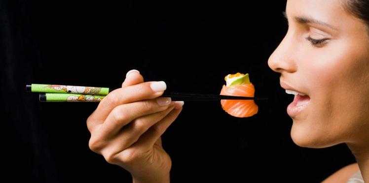 Les sushis pour perdre du poids ?