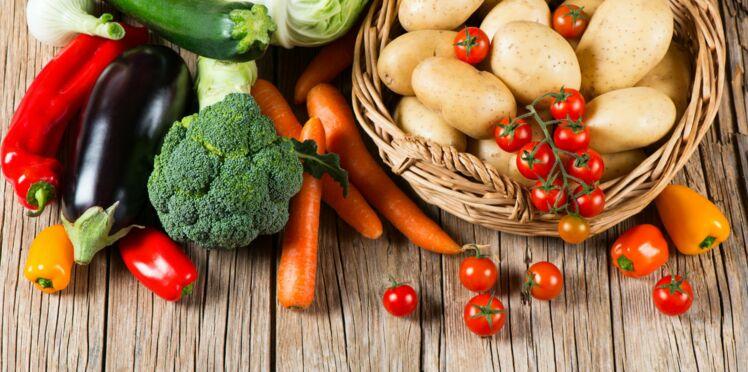 Tomate, concombre, céleri... Quels sont les aliments les moins caloriques?