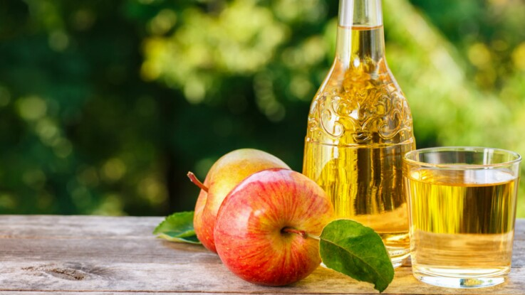 Apple cider vinegar: the new slimming drink that everyone ...
