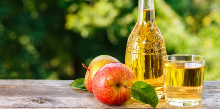 Le vinaigre de cidre : la nouvelle boisson minceur dont tout le monde parle