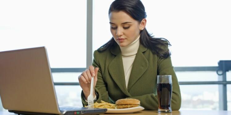 Weight Watchers Liberté : comment suivre le programme si je déjeune rapido devant mon ordinateur
