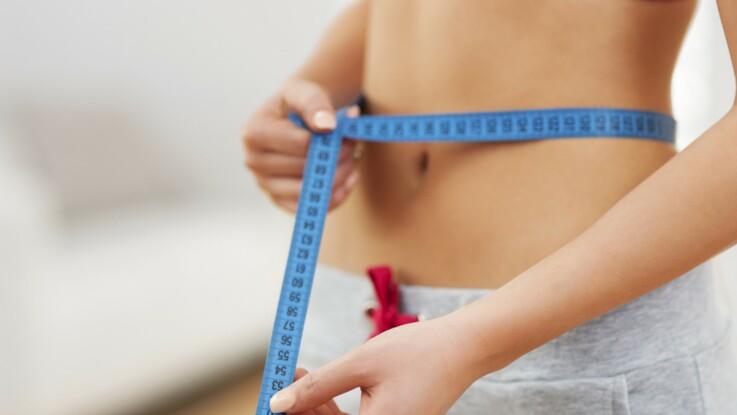 perdre du poids après la fin de la période