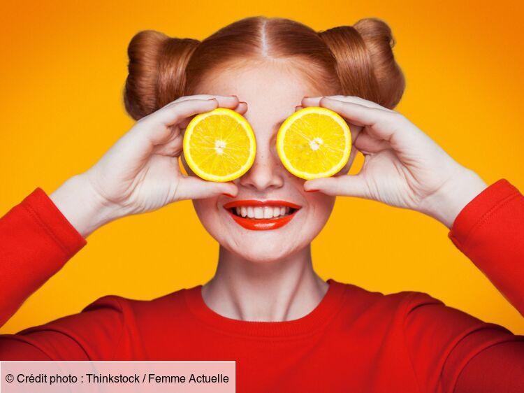 jus d orange pour perdre du poids