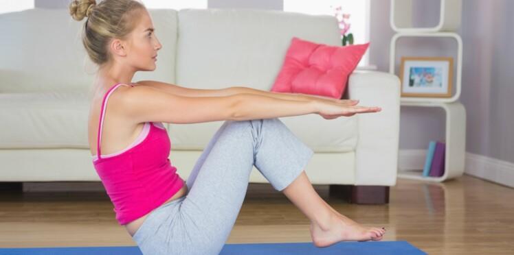 3 exercices originaux pour perdre du ventre