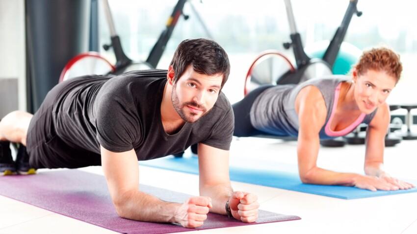 Pour monsieur: 3 exercices indispensables pour un ventre plat