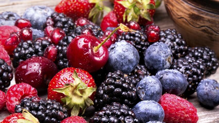 Fruits rouges, thé vert, oignons… Les antioxydants nous empêchent de grossir