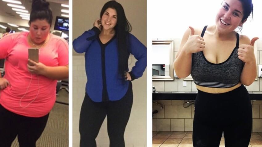 Découvrez l'astuce de cette femme qui a perdu plus de 50 kg