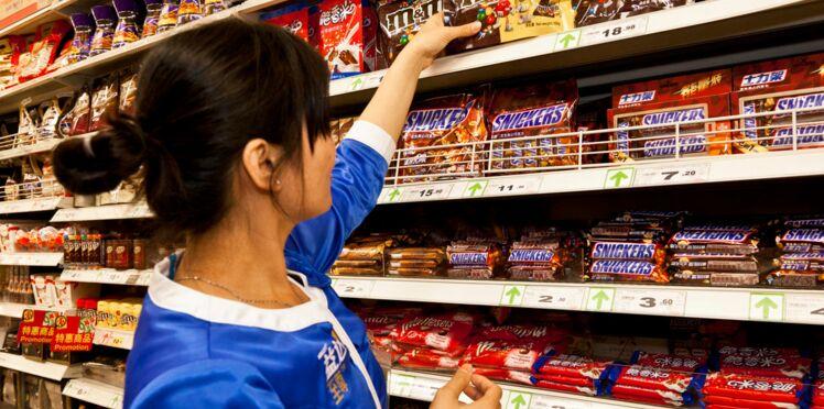 Mars va diminuer le nombre de calories dans ses barres chocolatées