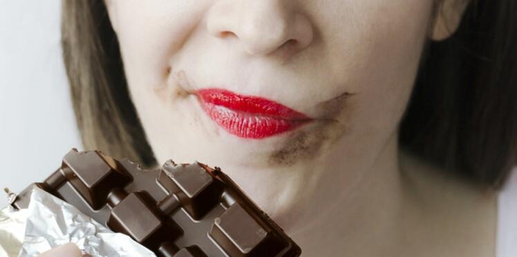 Le petit carré de chocolat, un faux ami minceur