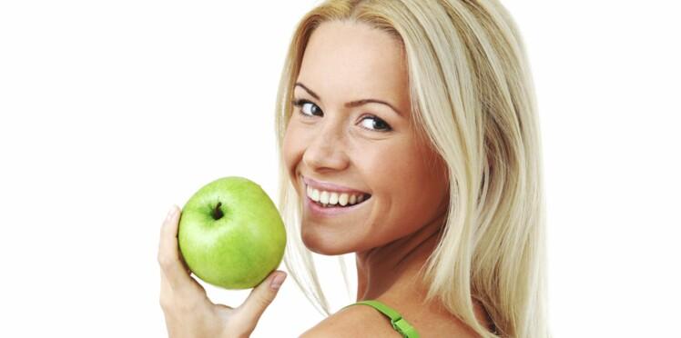Comment mincir en mangeant des pommes!