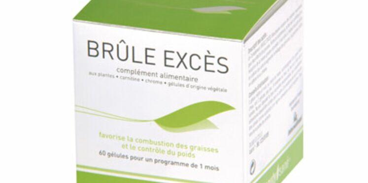 Eliminez les graisses avec Brûle Excès